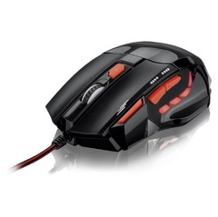 MOUSE MULTILASER XGAMER FIRE BUTTON USB