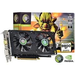 PLACA DE VÍDEO 1GB POINT OF VIEW NVIDIA GEFORCE 9800GT PCI-E - Loja Virtual DrInfoNet www.drinfonet.com.br Cuidando da sua vida digital.