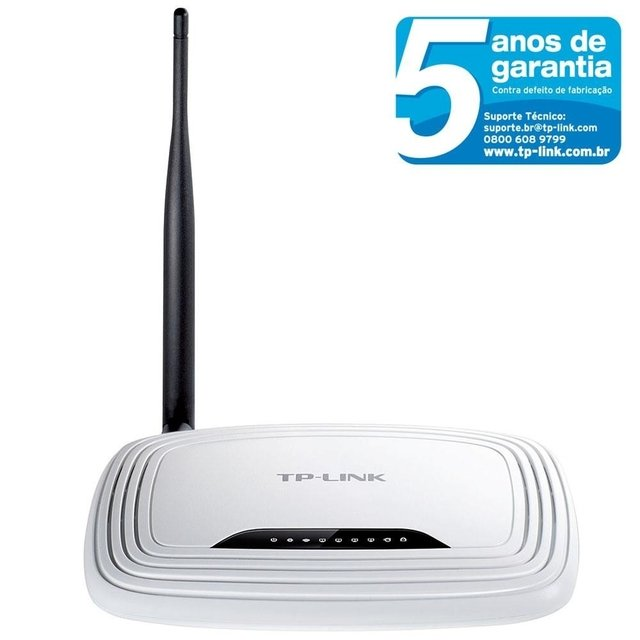 ROTEADOR WIRELESS TP-LINK TL-WR741ND