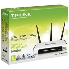 ROTEADOR WIRELESS TP-LINK TL-WR941ND - comprar online