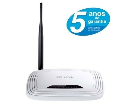 ROTEADOR WIRELESS TP-LINK TL-WR740N na internet