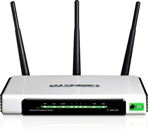 ROTEADOR WIRELESS TP-LINK TL-WR1043ND