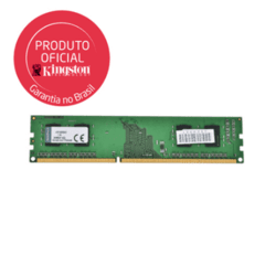 MEMÓRIA 2GB DDR3 KINGSTON