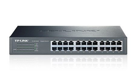 SWITCH 24 PORTAS TP-LINK TL-SG1024D
