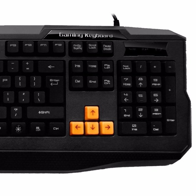 TECLADO C3TECH GAME USB KG-03 na internet
