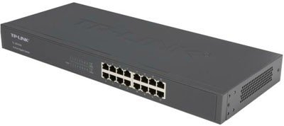SWITCH 16 PORTAS TP-LINK TL-SG1016