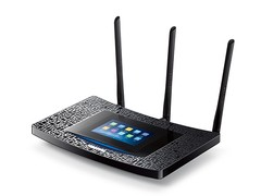 Roteador AC1900 TP-Link Touch P5 na internet