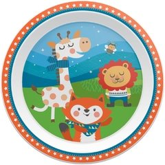 Pratinho Animal Fun Happy Friends