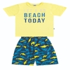 Conjunto Beach Today Amarelo- Marlan