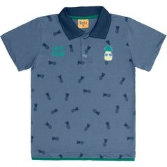 Camiseta Polo Tropi Cool