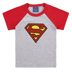 Camiseta Super Man - Marlan