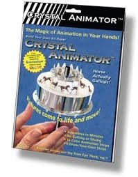 Crystal Animator