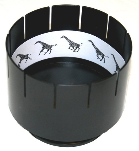 Zoetrope (The classic animation toy)