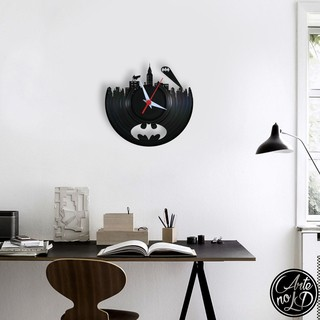 Batman - Arte no LP