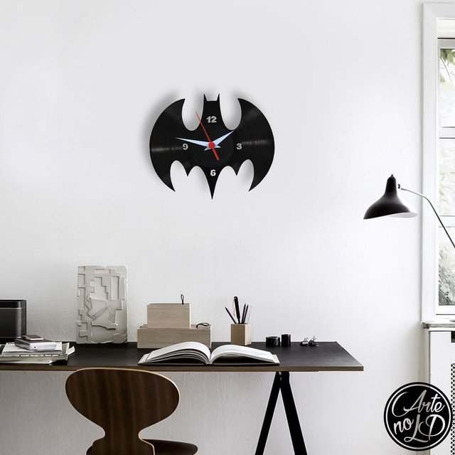 Batman 2 - Arte no LP