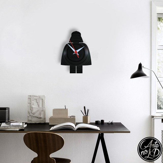 Star Wars - Darth Vader - Arte no LP