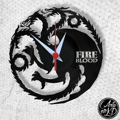 Game of Thrones - Fire and Blood