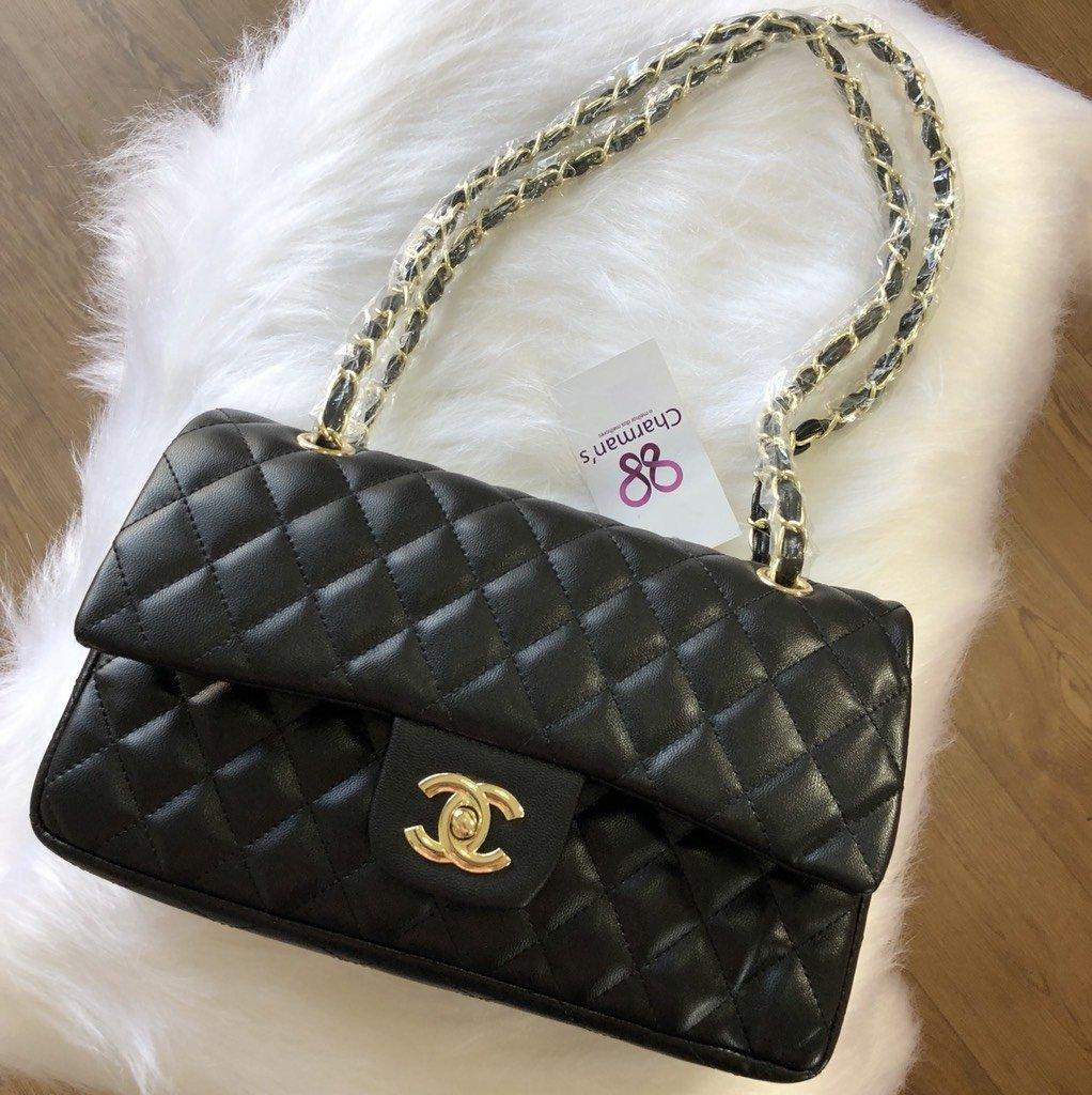 1d68f0555 Chanel 2.55 preta - Comprar em Charman's