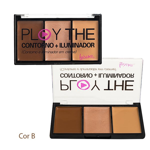 paleta-play-the-contorno-iluminador-cor-b-luisance-rv-beauty