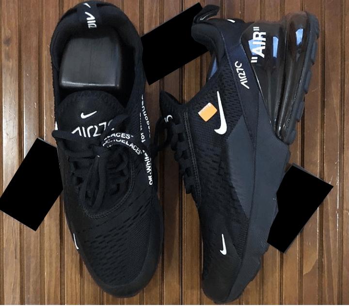61ef9d4ed71 Nike Air 270 - Black - Comprar em USASTORE