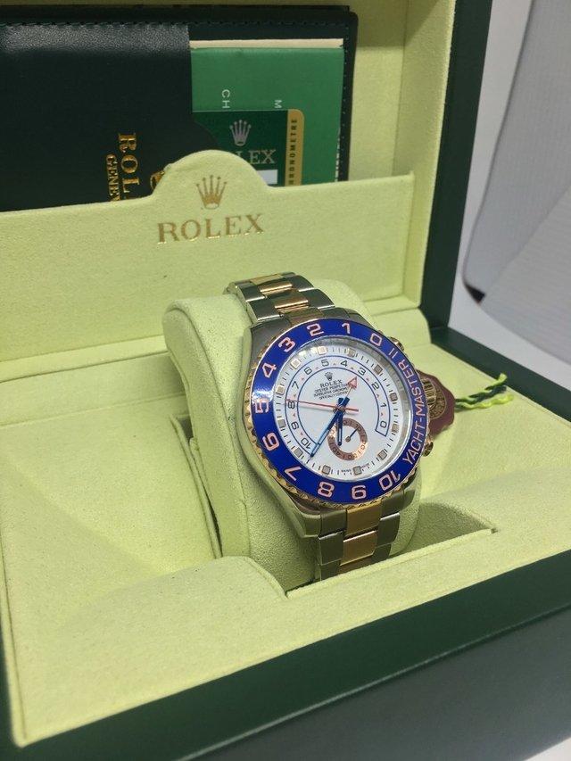8557f3531b0 ... Rolex Oyster P. Yachtmaster Ii 44m - comprar online ...