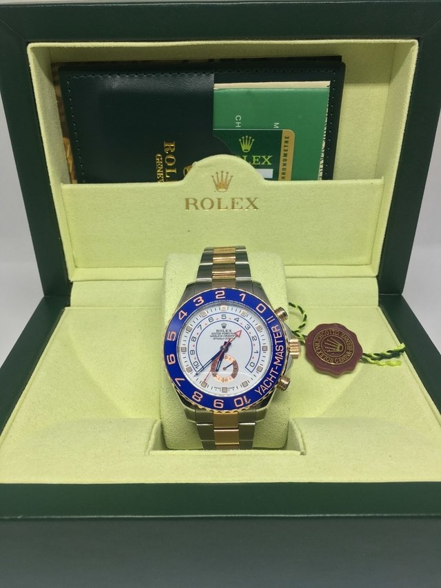 3bd80a6c363 Rolex Oyster P. Yachtmaster Ii 44m ...