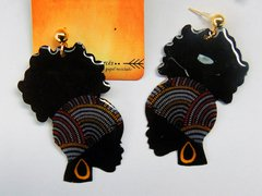 MUJER AFRO MA122