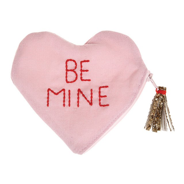 Be Mine Pouch Meri Meri na internet
