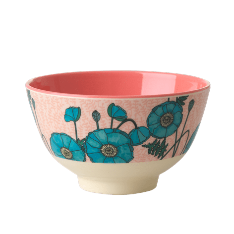 mini-bowl-melamina-blue-poppy-print-rice-dk