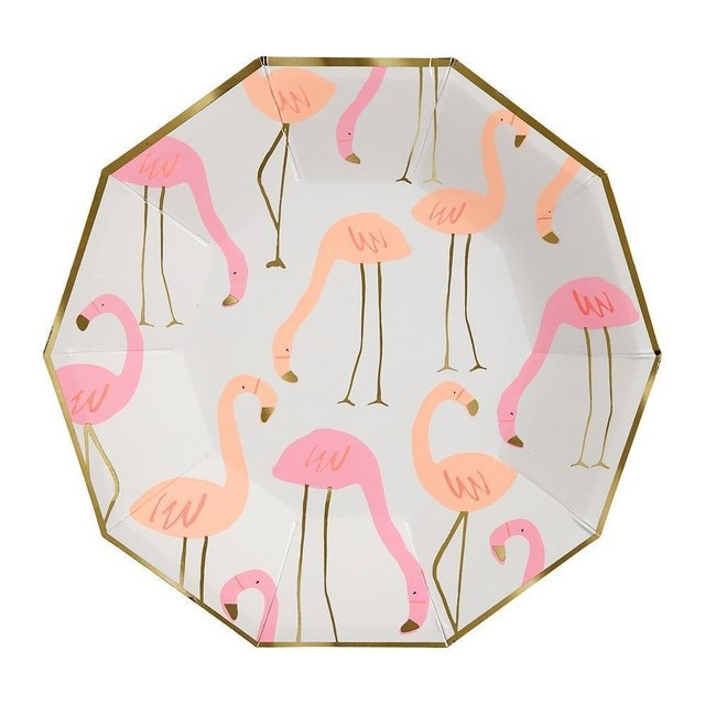 pratos-de-papel-flamingos-meri-meri