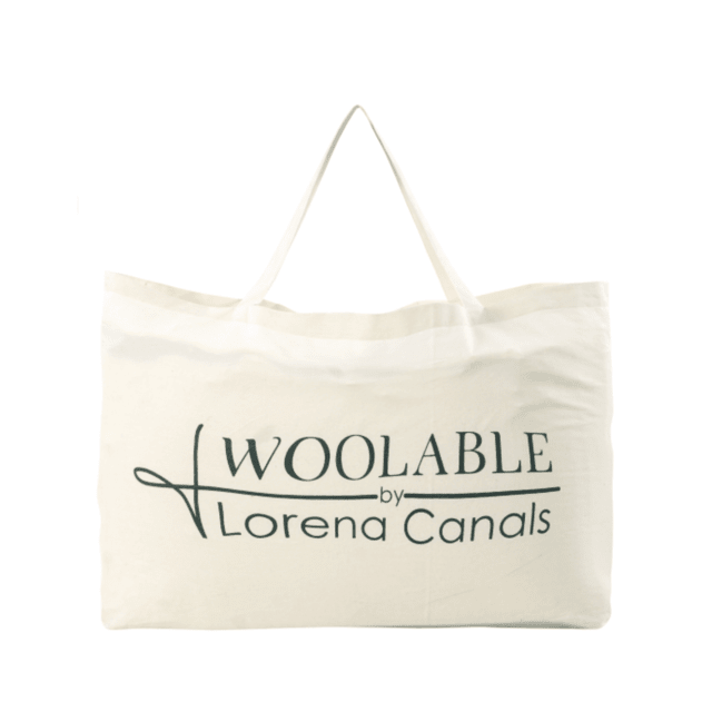 Tapete Woolable Rose Tea 160 cm - Lorena Canals na internet