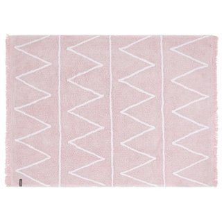 Tapete Hippy Soft Rosa Lorena Canals