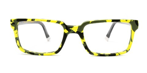ALESSIO YELLOW CAMO