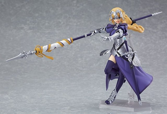 ENCOMENDA - FIGMA - FATE/GRAND ORDER Nº 366 RULER (JEANNE d'ARC)