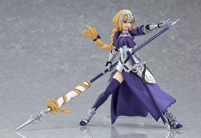 ENCOMENDA - FIGMA - FATE/GRAND ORDER Nº 366 RULER (JEANNE d'ARC) na internet