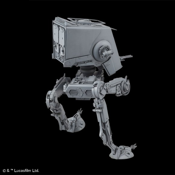 MODEL KIT - BANDAI - STAR WARS - AT-ST na internet