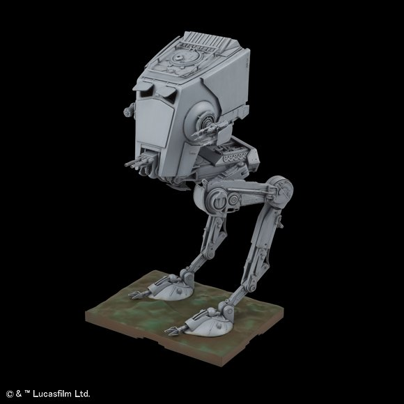 Imagem do MODEL KIT - BANDAI - STAR WARS - AT-ST