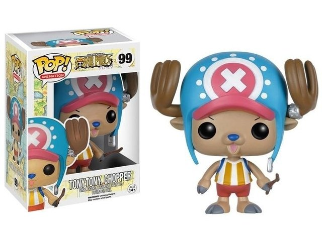 FUNKO POP - ONE PEACE - TONY TONY CHOPPER