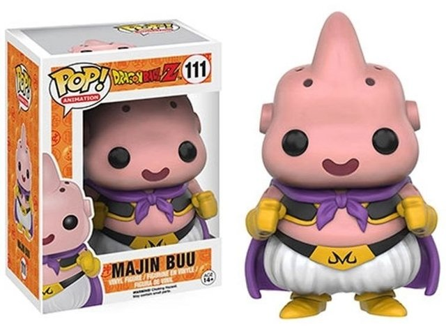 POP! VINYL - DRAGON BALL - MAJIN BUU