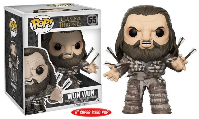 POP! VINYL - GAME OF THRONES - WUN WUN