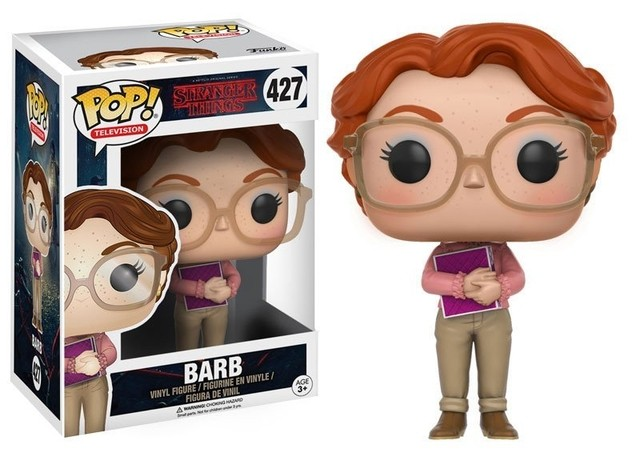 POP! VINYL - STRANGER THINGS - BARB