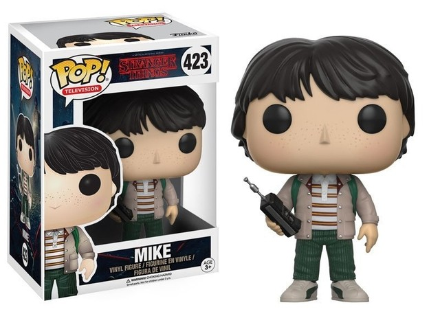 POP! VINYL - STRANGER THINGS - MIKE