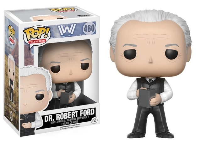 POP! VINYL - WESTWORLD - DR. ROBERT FORD