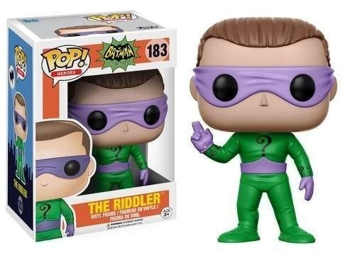 POP! VINYL - BATMAN CLASSIC SERIES - CHARADA