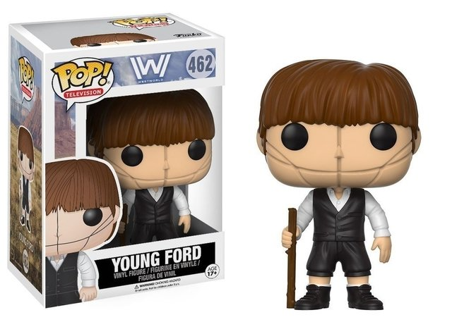 FUNKO POP - WESTWORLD - YOUNG FORD