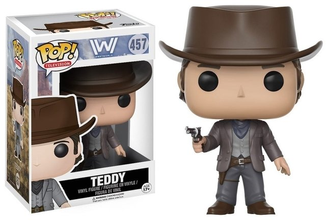 POP! VINYL - WESTWORLD - TEDDY