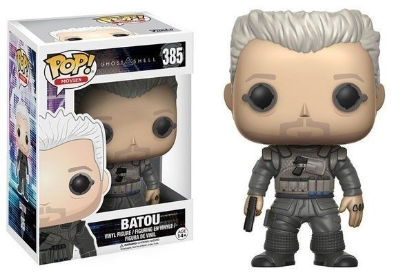 POP! VINYL - GHOST IN THE SHELL - BATOU