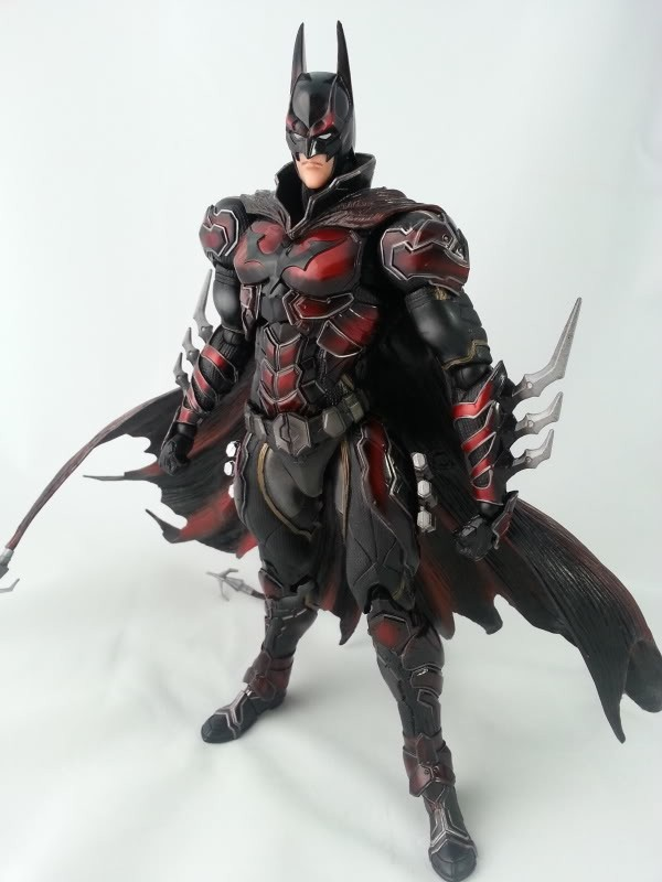 DC COMICS VARIANT - PLAY ARTS KAI - BATMAN LIMITED COLOR VER.