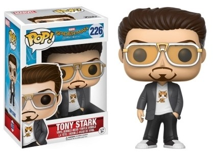 POP! VINYL - SPIDER MAN - TONY STARK