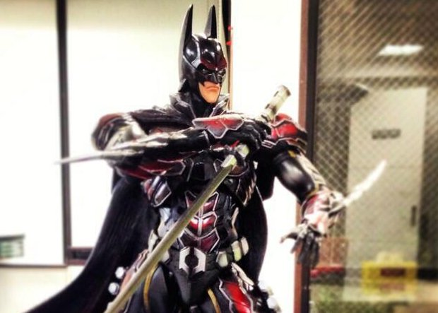 Imagem do DC COMICS VARIANT - PLAY ARTS KAI - BATMAN LIMITED COLOR VER.